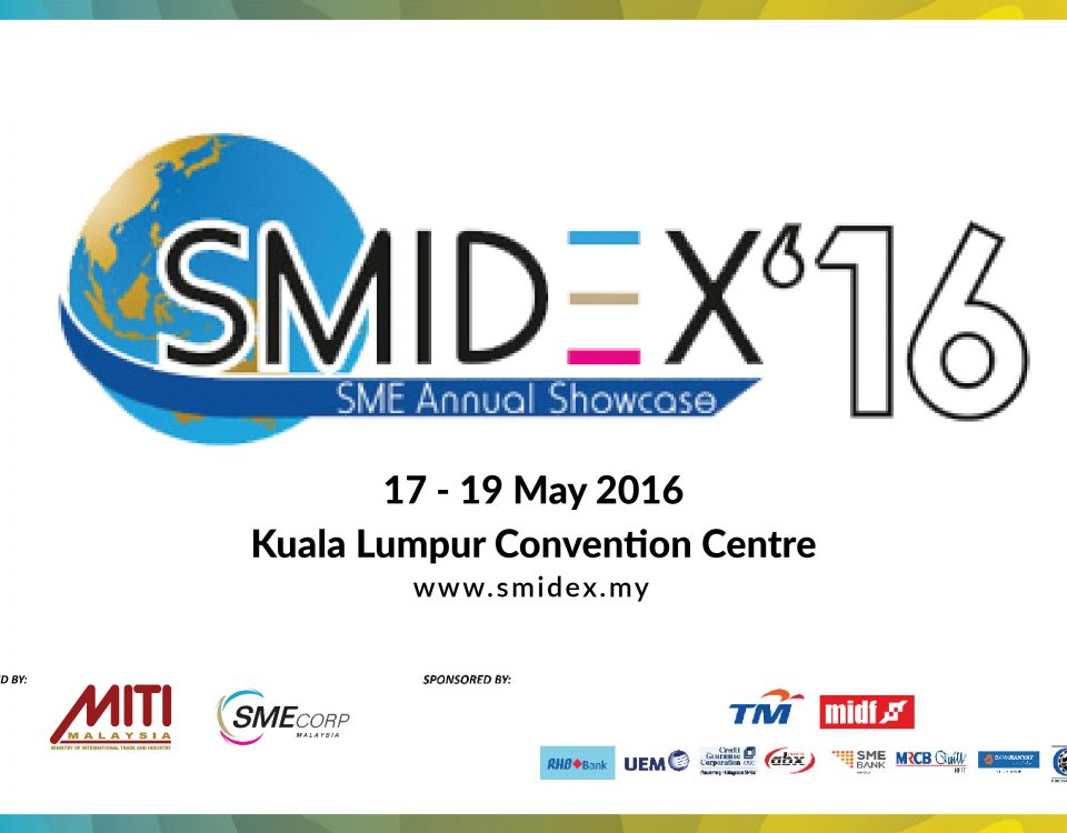 1 - Cover for Smidex 2016